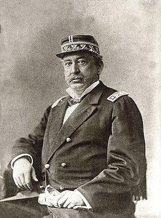 Battle of Miraflores - Gen. Pedro Lagos