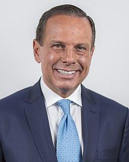 João Doria Brazilian politician, businessman, and politician