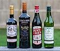 Four bottles of vermouth.jpg