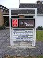 Framlingham Fire Station sign - geograph.org.uk - 1960914.jpg