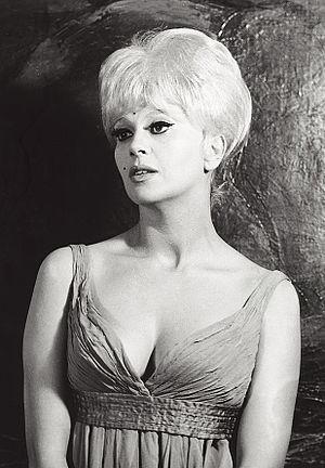 Franca Rame - Franca Rame  in the 1960s