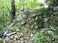 France-Meylan-Château Corbeau-Internal side of east wall 3.jpg