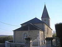 FranceNormandieAgyEglise.jpg