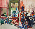 Frances Hodgkins - The Piano Lesson - Google Art Project.jpg