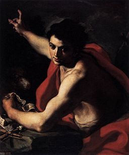 Francesco Solimena - St John the Baptist - WGA21633