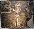 Francesco da rimini, tre figure, 1320-25 ca., da refettorio vecchio di s. francesco 1.jpg