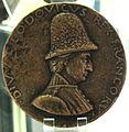 Francesco laurana, medaglia di luigi xi, provenza, 1465 ca..JPG
