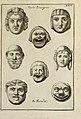 Francisci Ficoronii Reg. Lond. Acad. socii dissertatio de larvis scenicis et figuris comicis antiquorum Romanorum, et ex Italica in Latinam linguam versa (1754) (14595600878).jpg