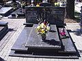 Franiszek Fesser's grave.JPG