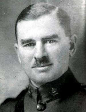 Frank McGee (ice hockey) - McGee in 1914