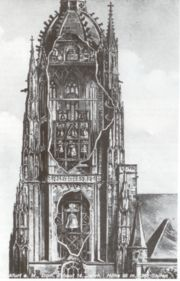 Frankfurt Dom Glockenböden
