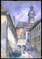 Franz Desilvestro – La chiesa di corte a Innsbruck.tiff