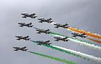 Frecce Tricolori RIAT 2011.JPG
