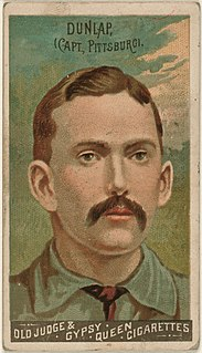 Fred Dunlap American baseball player and manager