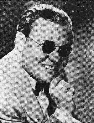 Fred Lowery - Fred Lowery in a 1944 advertisement