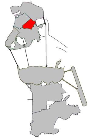 Municipal Council of Macau - Image: Freguesia de Sao Lazaro