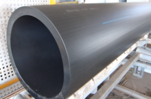 Piping Systems - Extruded 800mm HDPE Pipe