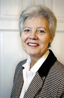 Frida Nokken Norwegian civil servant