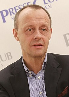 Friedrich Merz German politician
