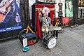 Fringe Festival Street Performer (23476661798).jpg