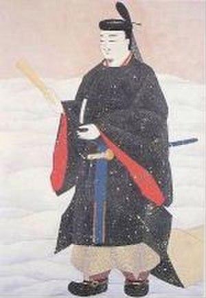 Fujiwara clan - Image: Fujiwaranomichinaga