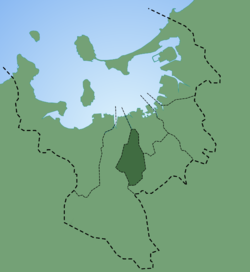 Location of Jōnan Ward in Fukuoka