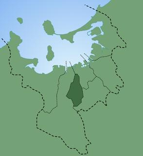 Jōnan-ku, Fukuoka Ward in Kyushu, Japan