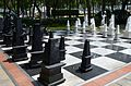Full body sized chess game at University of Tec de Monterrey.JPG