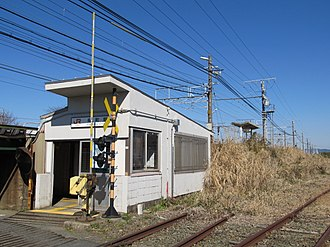 Funamachi Station - Funamachi Station