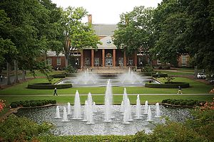 Furman University - James B. Duke Library at Furman University