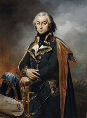 Cyrus-Marie-Adélaïde de Timbrune, comte de Valence, général en chef de l'armée des Ardennes