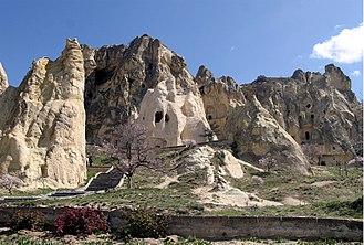 Göreme - Image: Göreme cappadocia