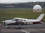G-BGWM Piper Cherokee Archer 28 Thames Valley Flying Club Ltd (30086290283).jpg