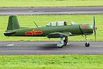 G-BVVG-68 Nanchang CJ-6 (29529005632).jpg