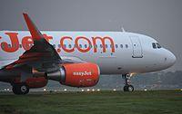 G-EZWU - A320 - EasyJet