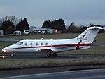 G-SKBD Raytheon Beechjet 400 Dragonfly Aviation Services Ltd (30551175933).jpg
