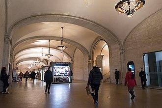 Grand Central Terminal - Graybar Passage