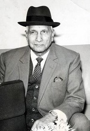 UCO Bank - Ghanshyam das Birla, founder of UCO Bank