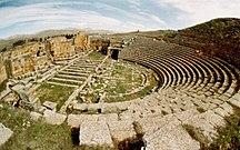 Provincia di Souk Ahras--GM Khamissa Roman Theatre00