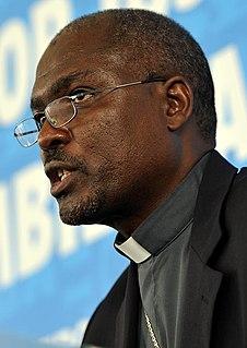 Gabriel Mbilingi Catholic archbishop