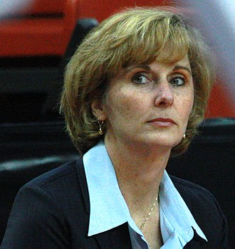 Gail Goestenkors - Goestenkors in March 2009