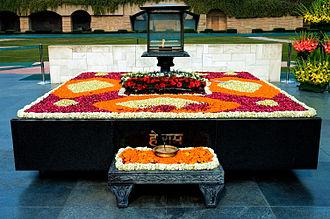 Raj Ghat and associated memorials - Raj Ghat, Delhi