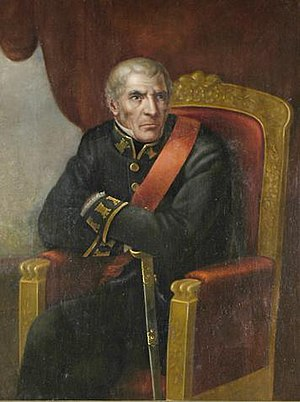 Government Junta of Chile (1810) - Francisco García Carrasco