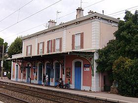 Image illustrative de l'article Gare de Fréjus
