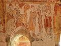 Gargilesse-Dampierre (36) Église Saint-Laurent et Notre-Dame Crypte Fresques 14.JPG