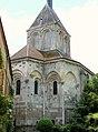 Gargilesse - Eglise Notre-Dame - Chevet.JPG