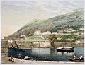 Garrison Library Picture - South Barracks from Rosia Bay 01.jpg