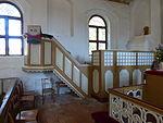 Garz Usedom Kirche Kanzel.JPG