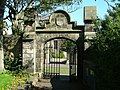 Gate at St. Andrews University - geograph.org.uk - 526815.jpg