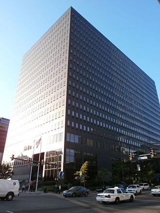 Gateway Center (Newark) - Image: Gateway 2 Newark@Market&Mc Carter